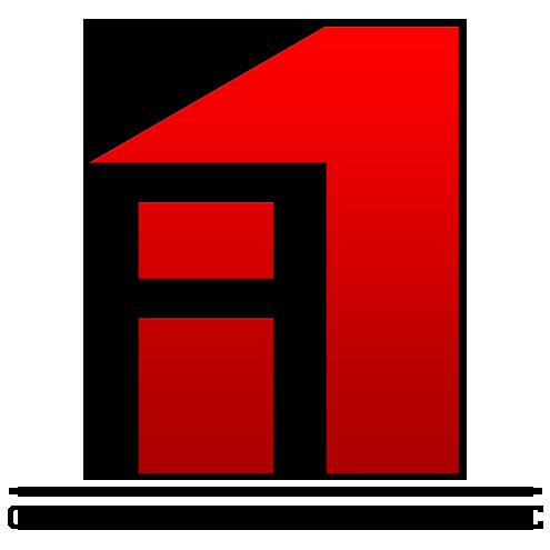 A1 Cabinets & Granite Logo