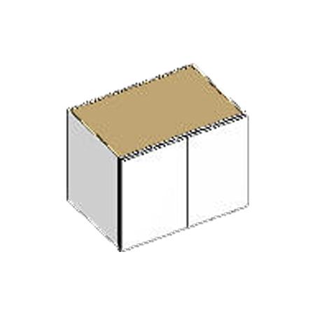 W3611824 -Wall Cabinet, Double Doors, W36xH18xD24